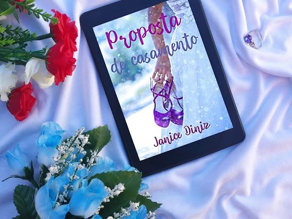 [Resenha] Proposta de Casamento - Janice Diniz