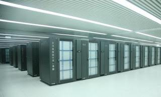 Tianhe 1A Super Komputer