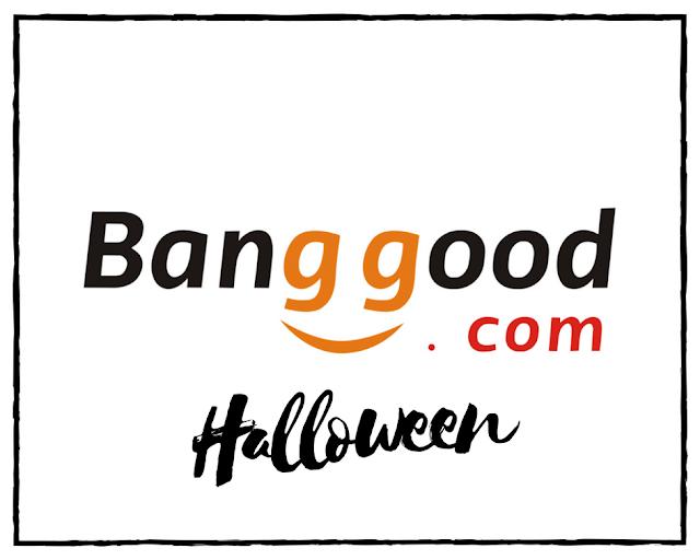 Halloween na banggood