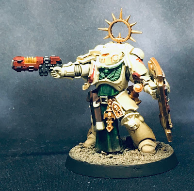 Dark Angels Indomitus Deathwing Lieutenant