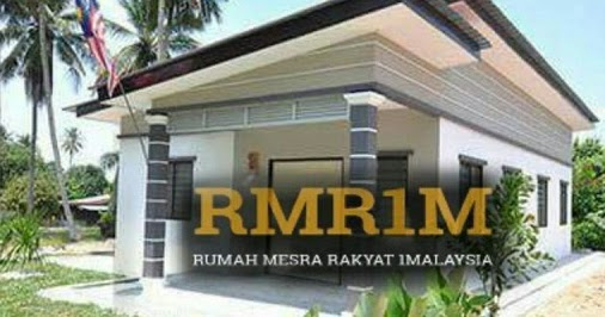 Cara Apply Rumah Mesra Rakyat 1Malaysia (RMR1M) Cantik