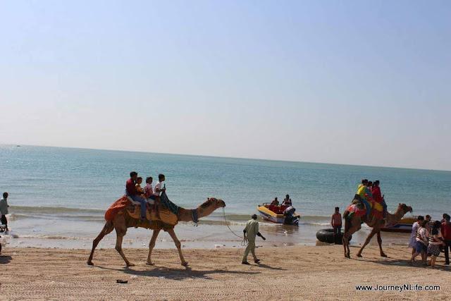 Mandvi Beach - A Tourism Hub of Kutch Gujarat
