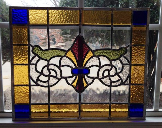 how to make stained glass windows at home