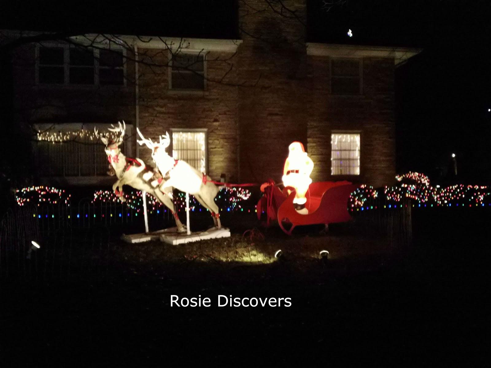 Lincolnwood Christmas Lights