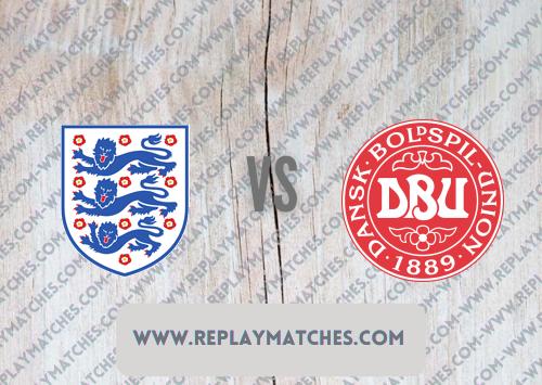 England vs Denmark -Highlights 07 July 2021