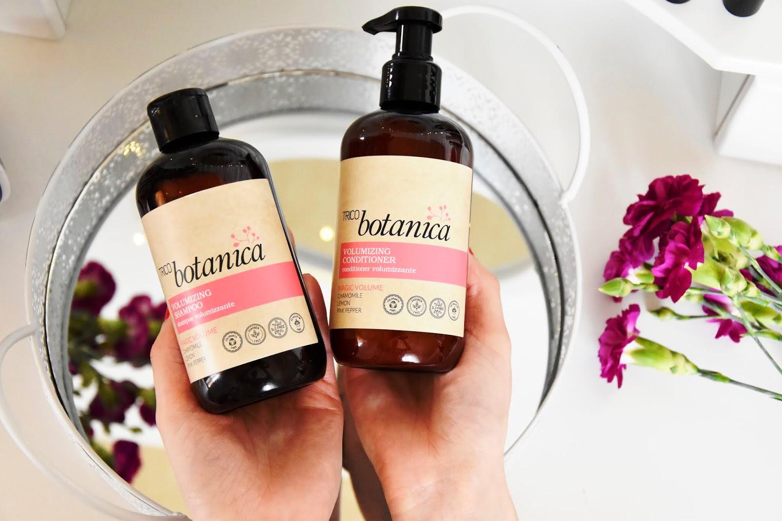 Trio Botanica szampon