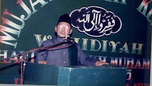 KH Moh Jazuli Yusuf Tokoh Tangguh dalam Perjuangan Wahidiyah