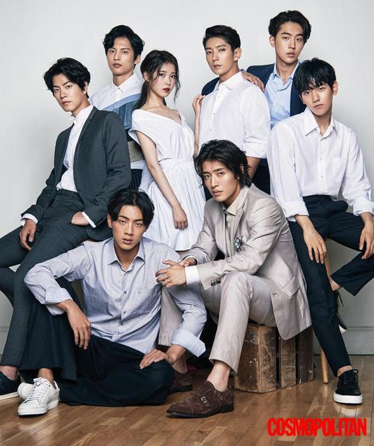 Review Korean Drama Moon Lovers Scarlet Heart Ryeo - Cerita 8 Putera Anak King Taejo