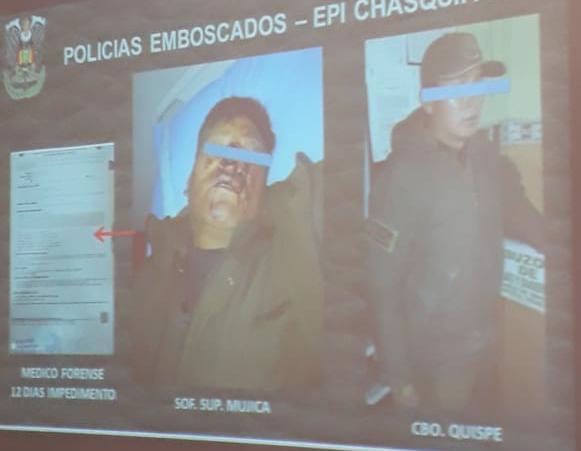 Efectivos que fueron a retirar a los jugadores fueron emboscados y agredidos / ÁNGEL SALAZAR