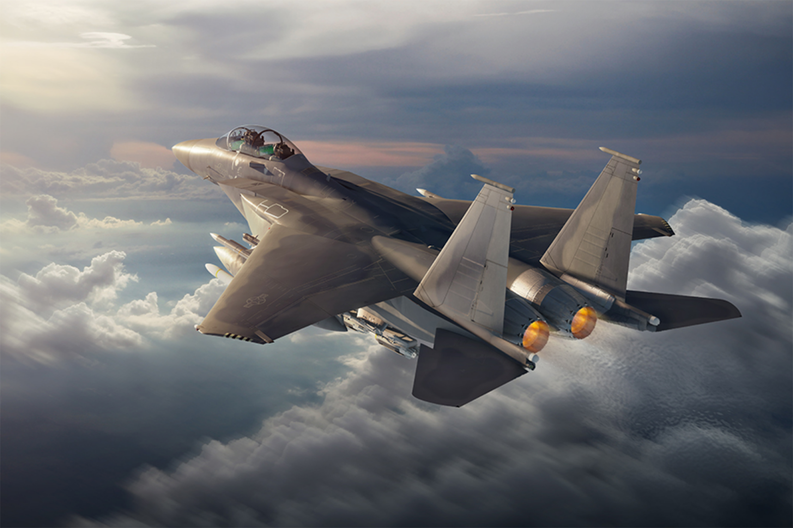 What You Need To Know About The U.S.' New F-15EX
