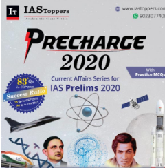 Precharge 2020 IAS Prelims Science Technology and Defence