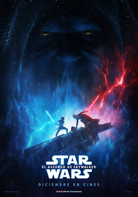 Póster de 'Episodio IX: El ascenso de Skywalker'
