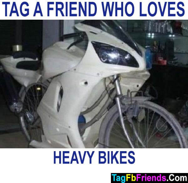 Heavy Bike