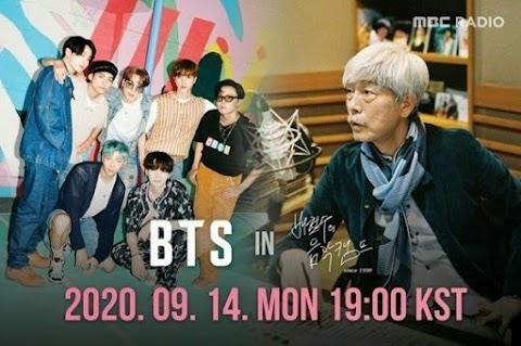 BTS DI RADIO MBC 4UFM PART II