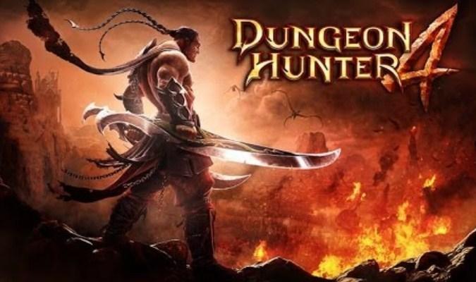 Game Multiplayer Terbaik untuk Perangkat iPhone - Dungeon Hunter 4