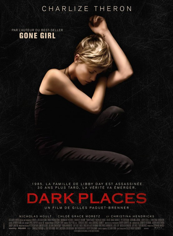 Lugares Escuros (Dark Places) cartaz