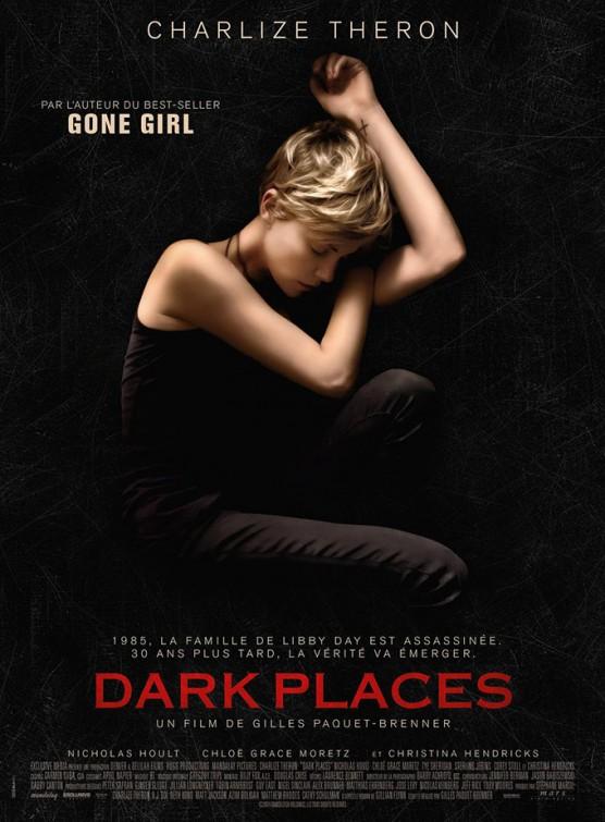 Lugares Escuros (Dark Places) cartaz