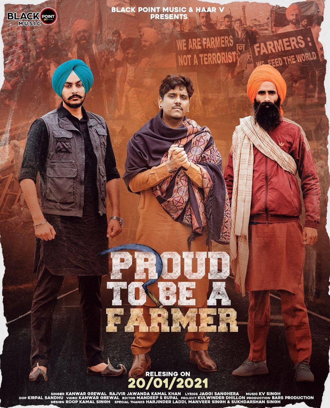Proud to be a Farmer Rajvir Jawanda Whatsapp Status