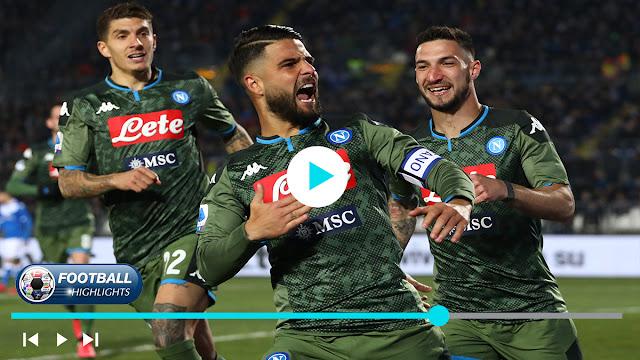 Brescia vs Napoli – Highlights