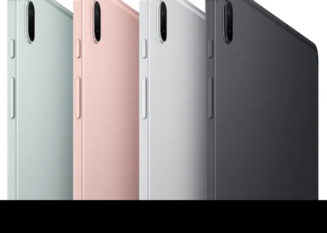 Pilihan Warna Samsung Galaxy Tab S7 FE 5G