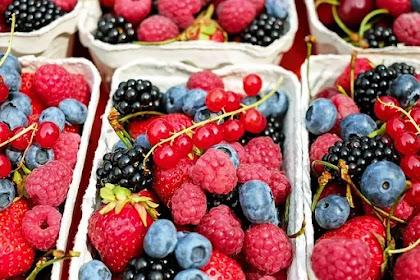 12 Buah Rendah Gula Untuk Menurunkan Berat Badan Secara Alami