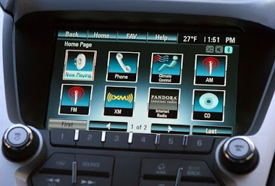 Chevy Mylink Software Update >> Jim Tubman Chevrolet: GM TO ROLL OUT RIVAL FORD'S SYNC ...