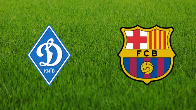 Dynamo Kiev vs Barcelona Live Stream