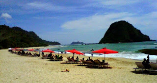 Red Island Banyuwangi East Java
