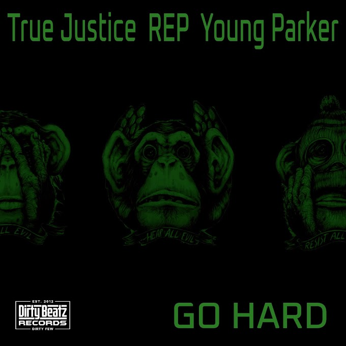 "True Justice, Rep and Young Parker ""Go Hard"" Merging EDM with Christian Rap"