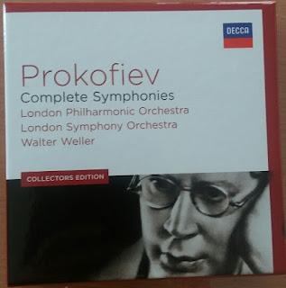 Prokofiev CDs