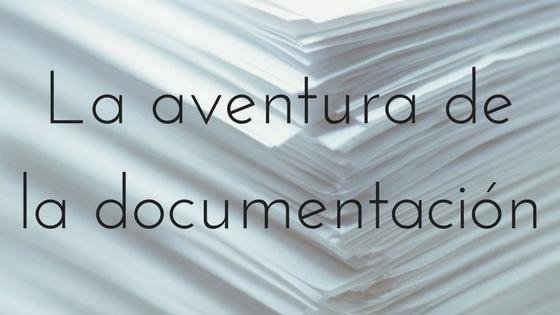 Documentarse_Apuntes literarios de novela romántica de Paola C. Álvarez