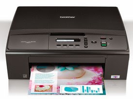 Download Printer Driver Brother DCP-j140w