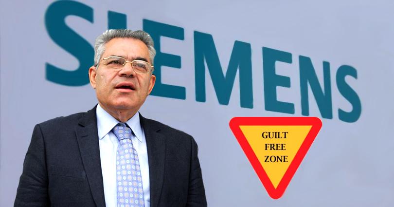 Siemens - Τάσος Μαντέλης