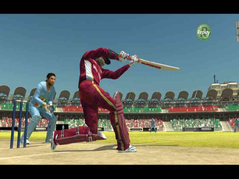 brian lara cricket 2007 pc game highly compressed free download