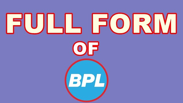 BPL full form with complete information-bpl full form in cricket