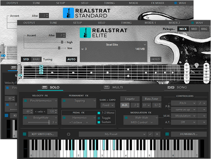 MusicLab RealStrat v5.0.2.7424 Full version for free