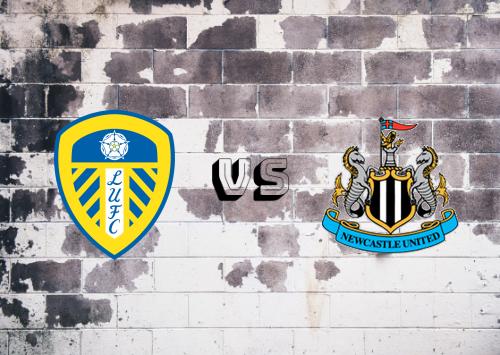 Leeds United vs Newcastle United  Resumen