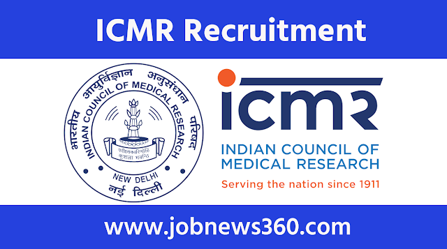 NIRT Chennai Recruitment 2020 for Project Assistant & Project Technician