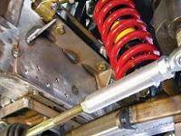 Tips Mengetahui Shockbreaker Mobil Rusak
