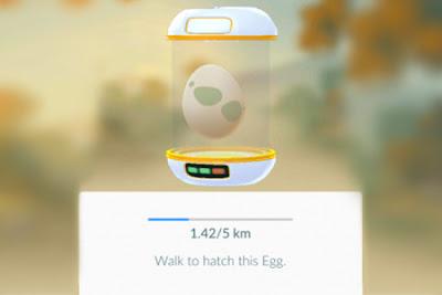 cara dapat dan menetaskan eggs telur pokemon go image