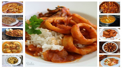 Deliciosas recetas de calamares