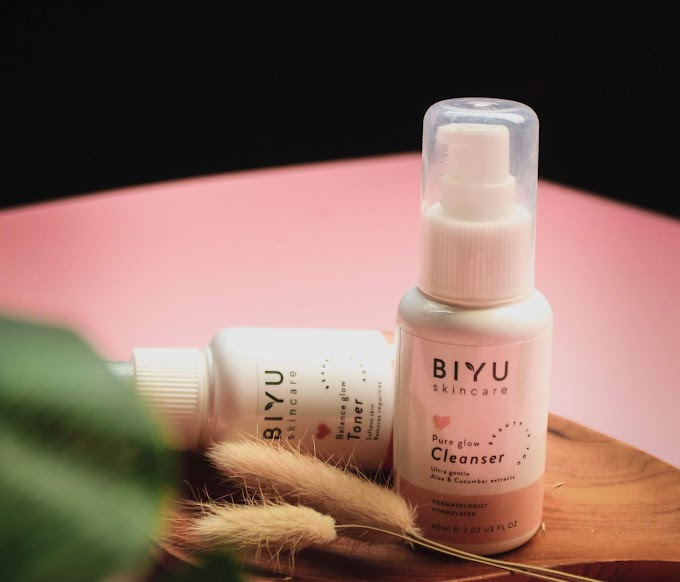 [Review] Biyu Skincare For All Skin Type