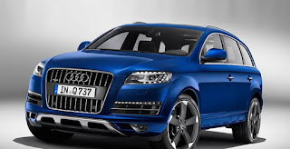 2018 Audi Q7 Date de sortie, prix, intérieur et modifications Rumeurs