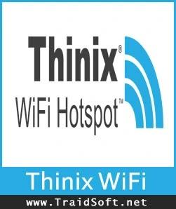 تحميل Thinix Wifi للكمبيوتر مجاناً