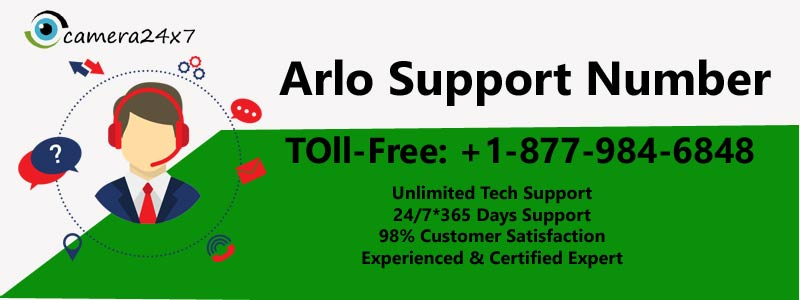 Arlo Support Number