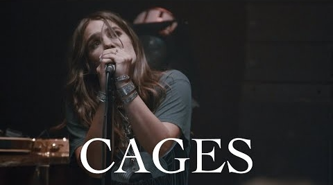 We The Kingdom - Cages Lyrics