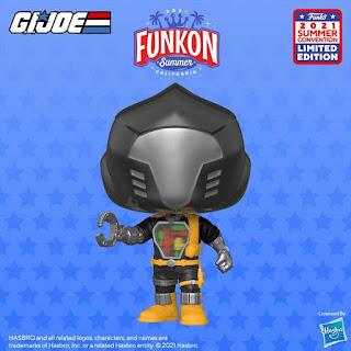 San Diego Comic-Con 2021 Exclusive Funko Pop! & Vinyl Soda Figures