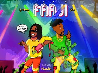 DOWNLOAD MP3: DJ Klemzy Ft. JTEE - FAAJI (prod. Pheedon)