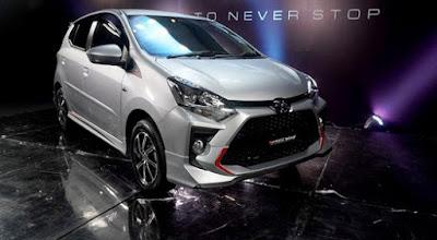 Harga Mobil Murah Toyota Agya