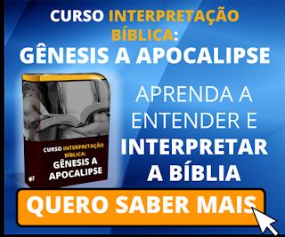curso interpretação bíblica